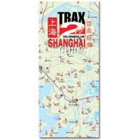 1st Edition Map of Shanghai