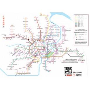 Shanghai Subway update 7.2