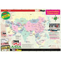 FREE eMap of Asia