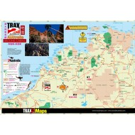 Broome to Cairns Map