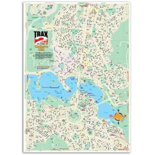 Canberra map pdf