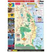 Cassowary Coast eMap 鹤鸵 海岸 地区 地图