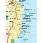 Free Cassowary Coast  鹤鸵 海岸  eMap