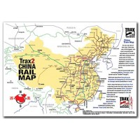 China Rail Map pdf