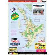 Free NZ 新西兰 North Island eMap