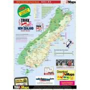 Free NZ 新西兰 South Island eMap