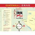 Guatemala Map