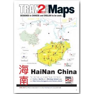 Hainan Island Map