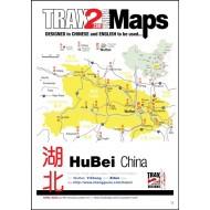 Hubei Map