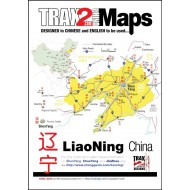 Liaoning China pdf map