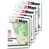 Lijiang Map guide