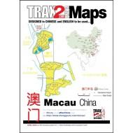 Macau China pdf map