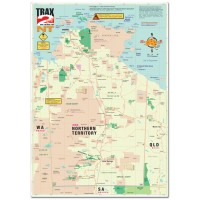 Detailed Map of Northern Territory
