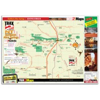 Alice Springs Outback Map