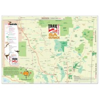 South Australia OUTBACK Map