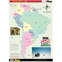 FREE eMap of South America