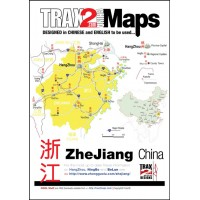 Zhejiang China pdf map